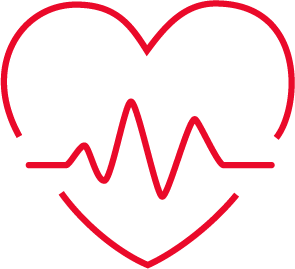 image of heart healthcare