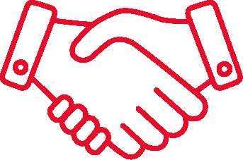 image hand partnership